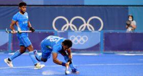 ஒலிம்பிக் ஹாக்கி: இந்திய அணி அரையிறுதிக்கு தகுதி