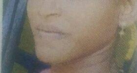 என்கவுன்டரில் இறந்த ரவுடியின் மனைவியை வெட்டிக் கொன்றனர்; கடலூரில் நள்ளிரவில் பரபரப்பு